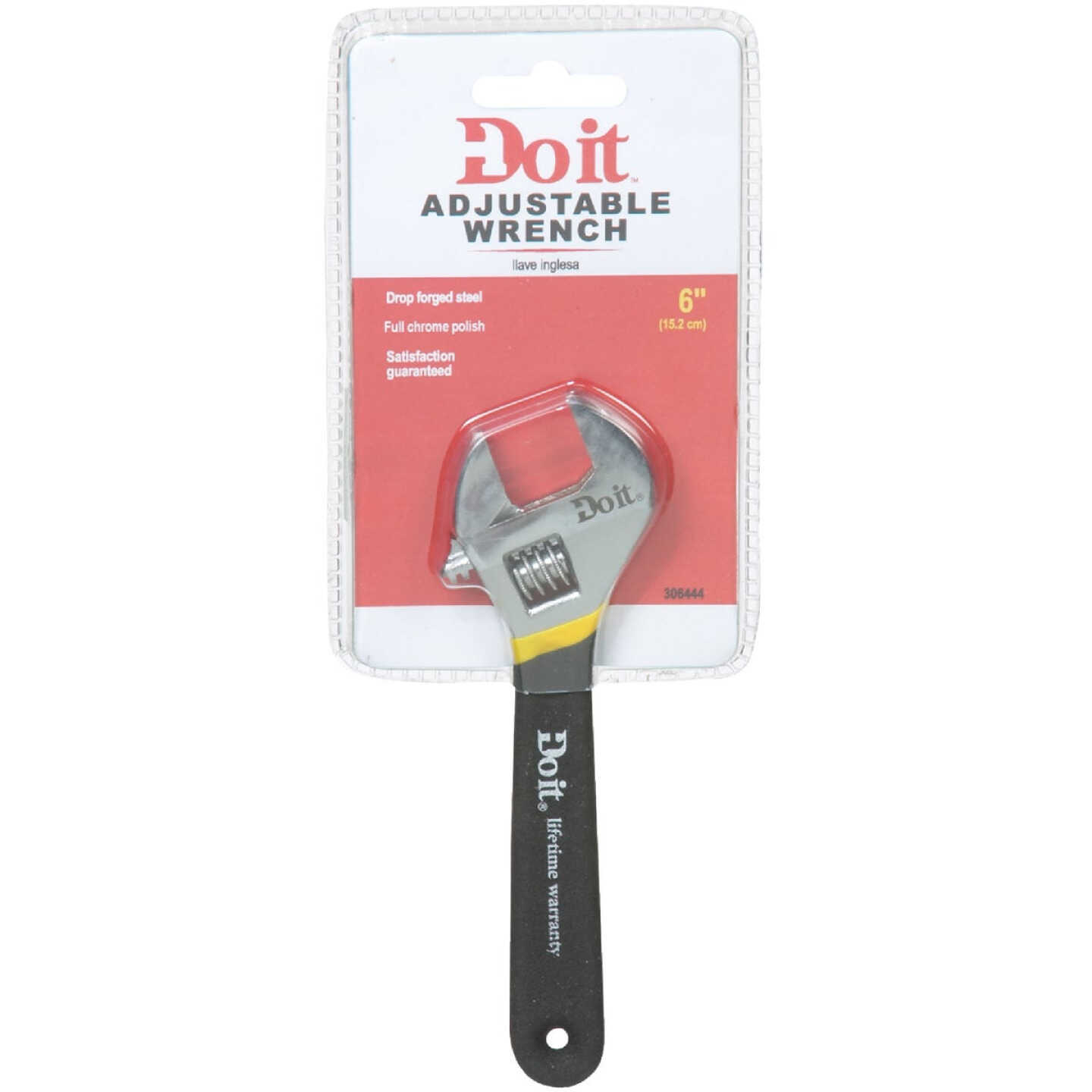 Do it 6 In. Adjustable Wrench Image 2